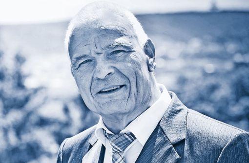 Ein bundesweit anerkannter Fachmann für Jugendkriminalität: Willi Pietsch verließ 2014 die Polizei. Foto: Achim Zweygarth