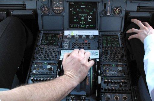 Co-Pilot suchte im Netz nach Zyankali
