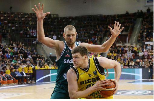 Ludwigsburger Basketballer unterliegen Sassari