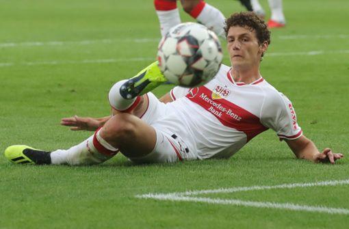 2016 dann der Wechsel zum Bundesliga-Absteiger VfB Stuttgart. Die Schwaben verpflichten den 20-järhigen Franzosen bis 2020. Foto: Bongarts