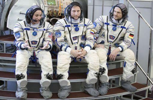 Fünf Dinge, die Sie über die ISS wissen müssen