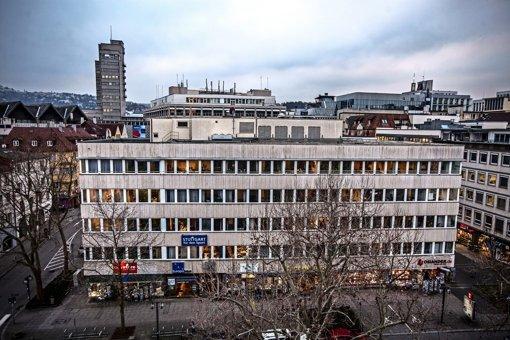 Augenscheinlich ist der Komplex hinter dem Rathaus ein Gebäude. Tatsächlich hat er zwei Adressen. Foto: Lichtgut/Leif Piechowski