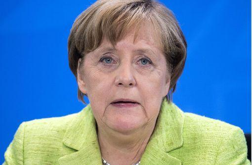 Merkel bedauert US-Ausstieg