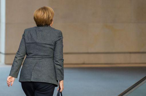 Muss Angela Merkel weichen?