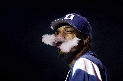 Snoop Dogg feiert Marihuana-Legalisierung