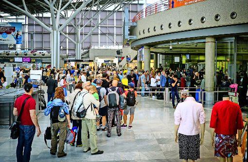 Bundespolizei zahlt Entschädigung wegen verpasstem Flug