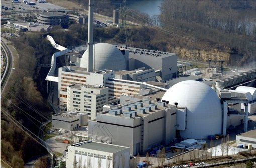Reparaturarbeiten im Atommeiler in Neckarwestheim führten zu steigender Strahlendosis. Foto: dpa