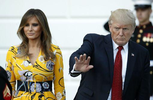 US-Präsident bejubelt Etappensieg