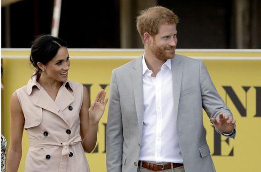 Royals besuchen Ausstellung zu Ehren von Nelson Mandela