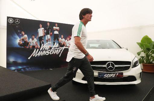 VW will Mercedes beerben