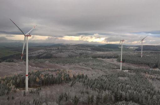 Windkraftanlagen sind ein wichtiger Bestandteil für die Energiewende. Foto: JuWI