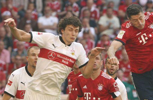 Großes Lob für VfB-Star Benjamin Pavard