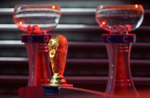 Bitte nicht sexy bei der WM-Auslosung