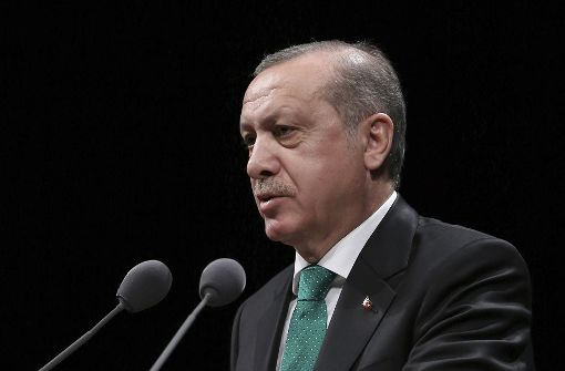 Erdogans Grundgesetz