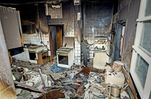 Brandstiftung:  Höchststrafe gefordert