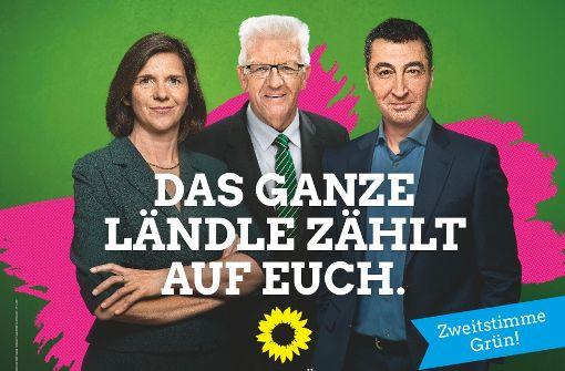 Werben um die Schwaben in Berlin