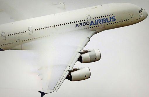 Airbus-Flaggschiff  A380 droht das Aus