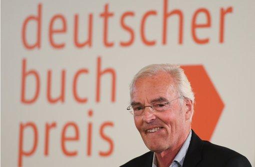 Bodo Kirchhoff wird für den besten Roman ausgezeichnet