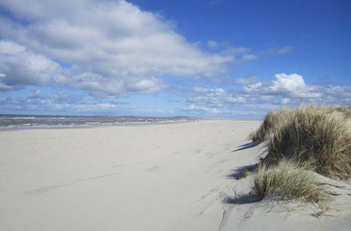 Sonne, Sand und Meer  Foto: Die Nordsee GmbH