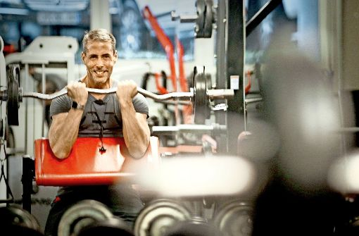 Wenn aus harter Arbeit harte Muskeln werden