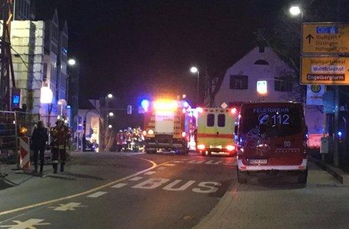 Zehn Verletzte bei Brand im Altersheim