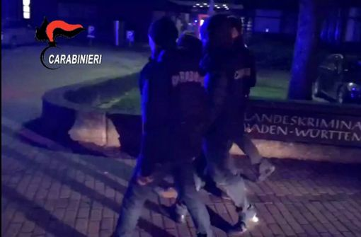 Mafia-Verdacht: Drei Festnahmen