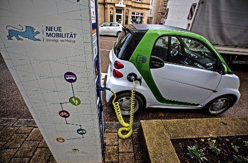 Mobilität soll nachhaltiger werden