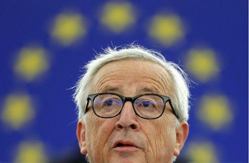 Gesucht: Ein Spitzenkandidat für Europa