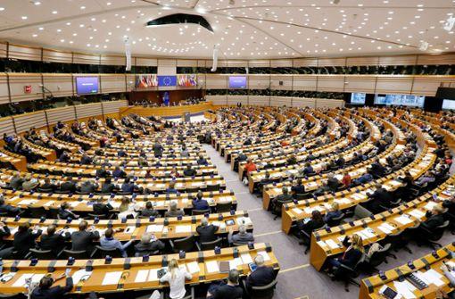 Europaparlament erteilt neuen Regeln vorerst eine Absage