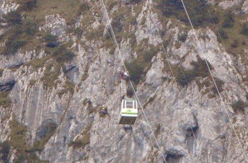 Am Tegelberg ist eine Frau in den Tod gestürzt. Foto: dpa