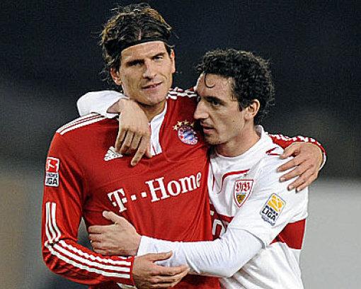 VfB und Bayern spielen unentschieden