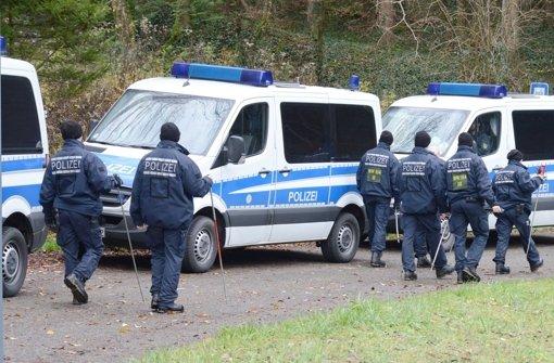 Polizei sucht weiter nach Täter