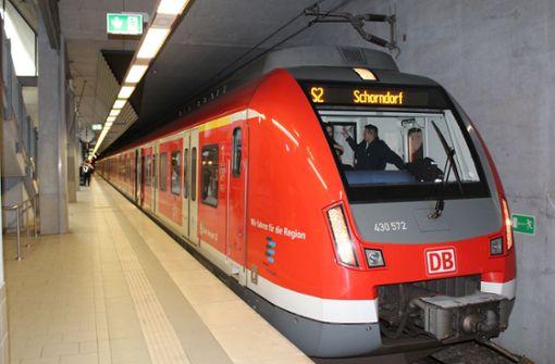 S-Bahn über die Filder wird eine teure Sache
