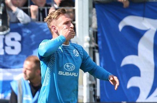 Kickers fast für DFB-Pokal qualifiziert