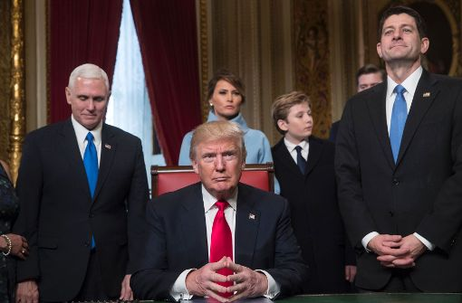 Schein und Sein bei Donald Trump
