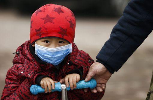 Verpestete Luft setzt vor allem Kindern zu