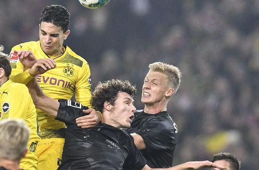 Die neue Stärke der VfB-Abwehr