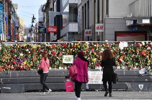 Terrorismus: Schweden verstärkt nach Anschlag in Stockholm Terrorabwehr