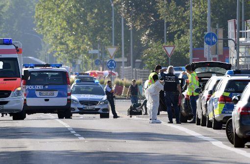Der mutmaßliche Täter starb wenig später ebenfalls nach einem Schusswechsel mit der Polizei. Foto: dpa