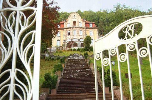 Villa Franck öffnet ihre Türen