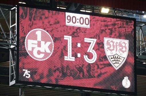 VfB erhofft sich Rückenwind