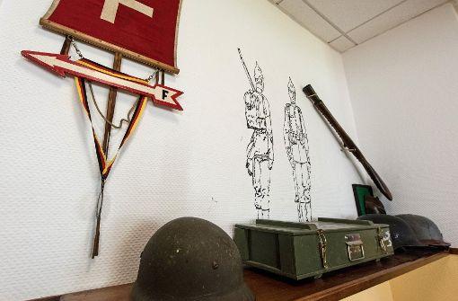 Weitere Wehrmachtsandenken in Kasernen gefunden