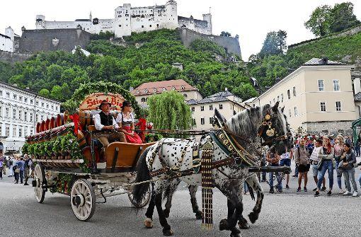 Wie Salzburger ihre Traditionen leben