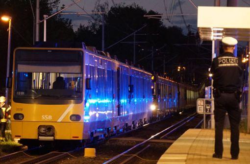 Sexuelle Belästigung in der Stadtbahn