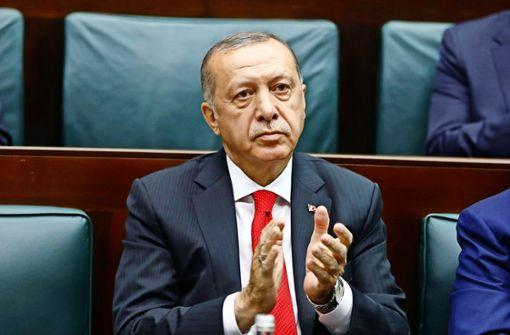 Der türkische Sonnenkönig übernimmt das Zepter