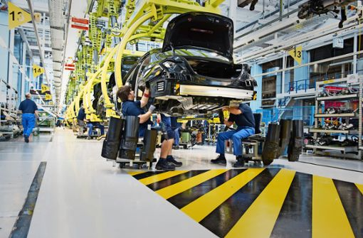 Daimler will Talfahrt der Autosparte stoppen
