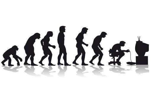 Vom Affen Zum Mensch