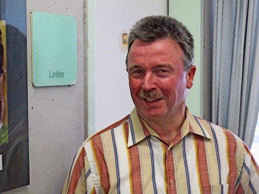 Michael Breuning ist jetzt der Leiter des Bundesstützpunkts der Rhythmischen Sportgymnastik in Schmiden. Foto: Gerhard Pfisterer