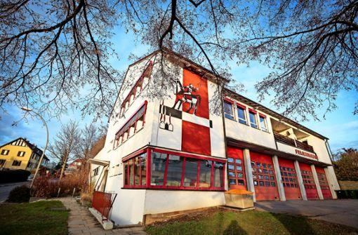 Das Gerätehaus in der Kernstadt erhält einen Anbau. Foto: factum/Granville