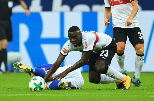Der VfB setzt auf seine Alternativen
